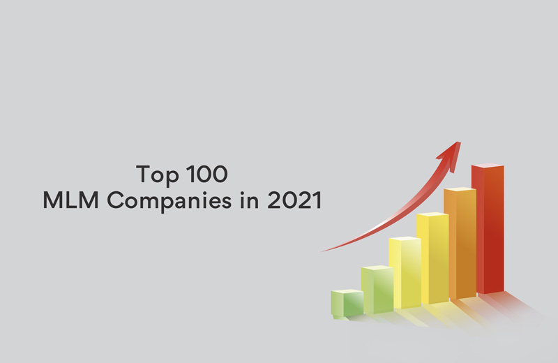 Top 100 MLM Companies for 2021 Global Network Marketing Company List
