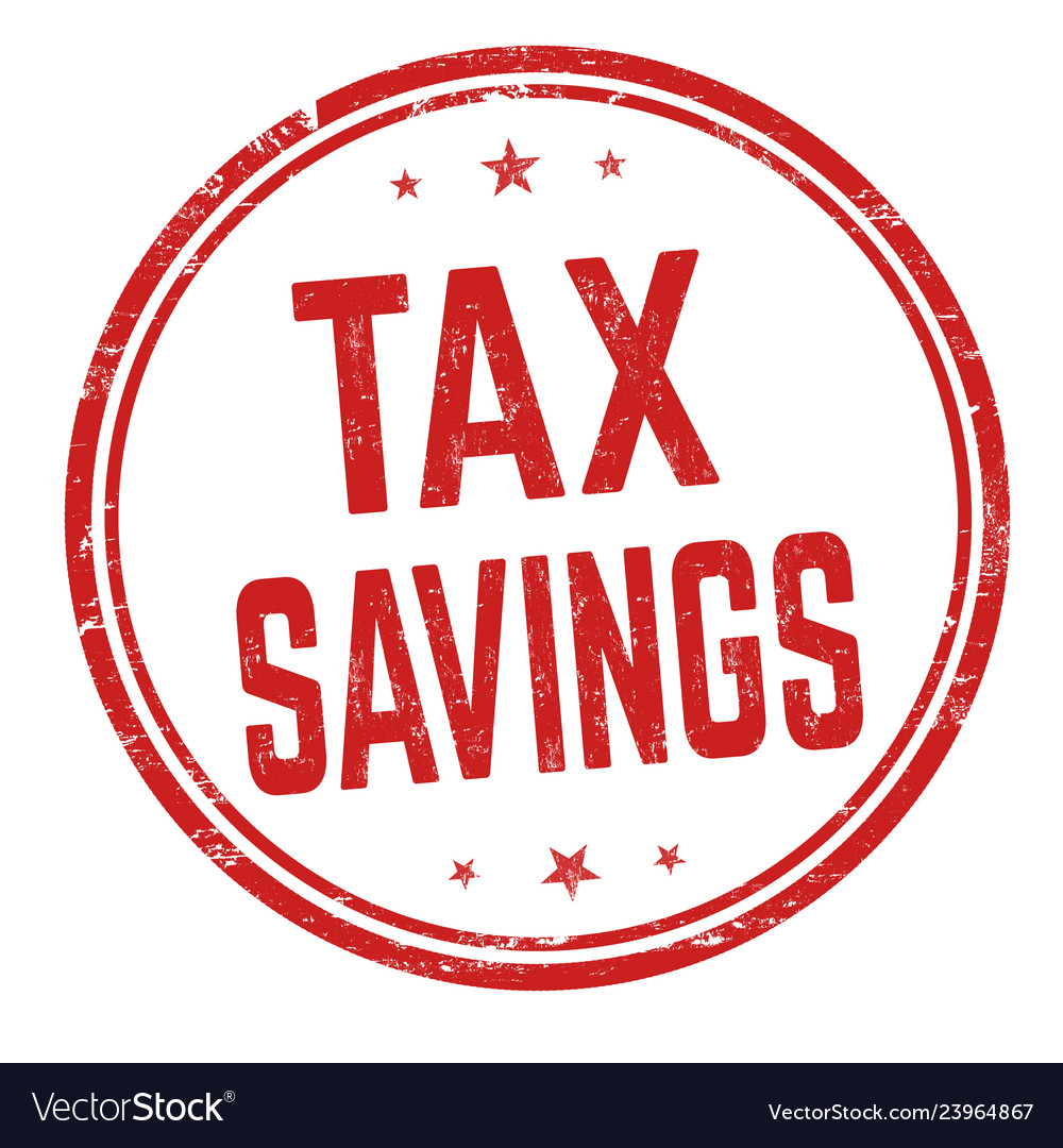 Tax Savings